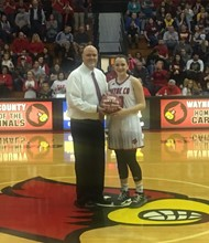 Macey Blevins 1000 Points