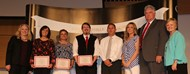 Campbellsvile University honors Wayne County school teachers