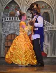 Dancing with Beauty and the Beast