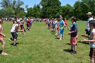 Field Day popular event at Monticello Elementary