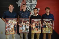Seniors receives 2019 48th District Championship Plaques
