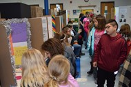 5th graders participate in Science Fair
