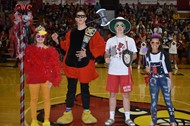 Spirit Week Winners