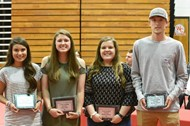 Junior Awards Ceremony recognized students efforts
