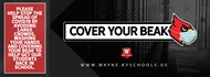 Cover your Beak promotional