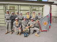 Wayne County High School JROTC Cadets perform well at Junior Cadet Leadership Camp 2019