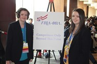 Wayne County High School Class of 2019 members Rachael and Renee Allen recently attended the FBLA National Leadership Conference in San Antonio