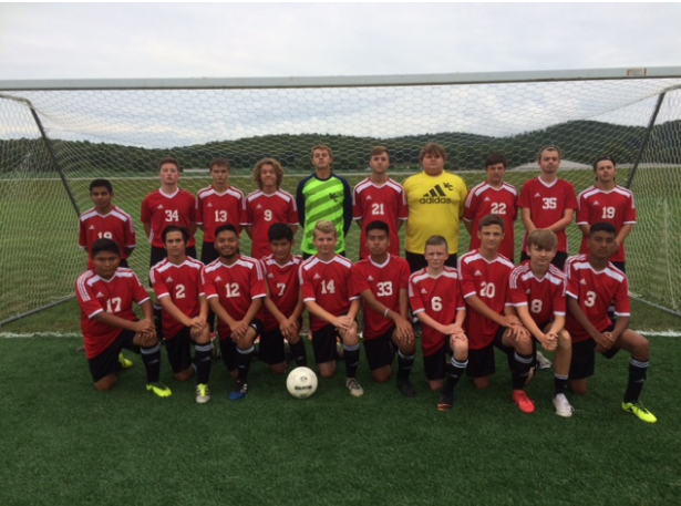 2018 WCHS Men's Soccer Team