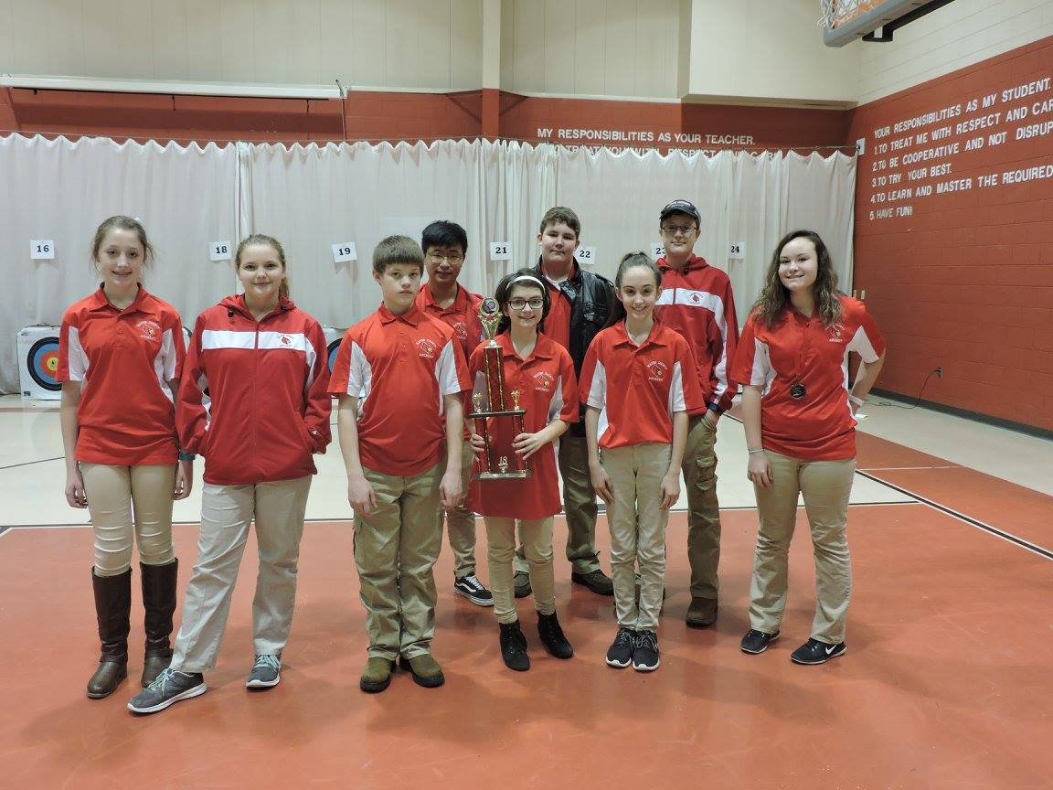 middle school team