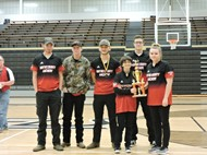 Congrats to the WCHS Archery Team for placing first at Pulaski Northern Middle School and 2nd at Boyle County