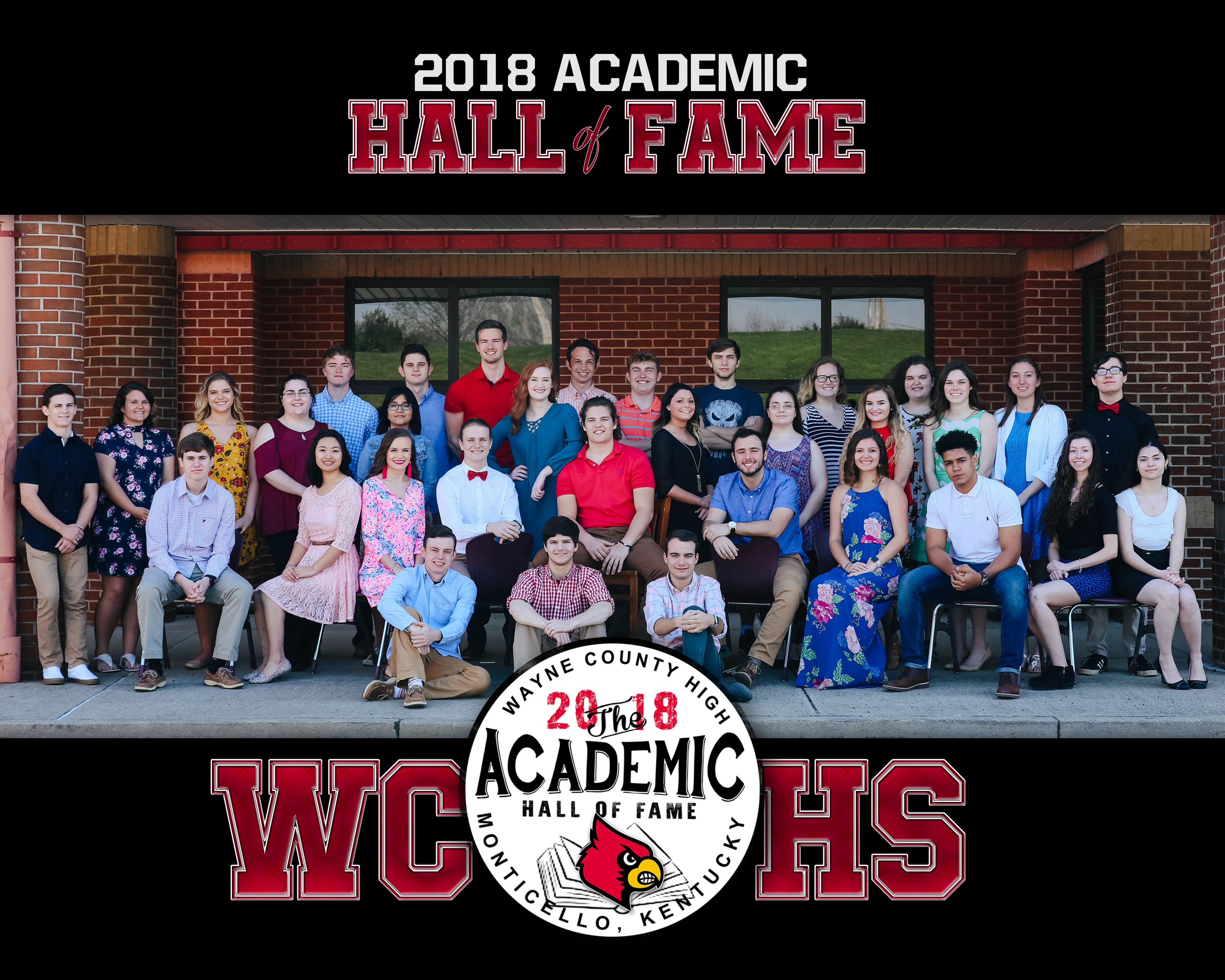 2018 academic hall of fame