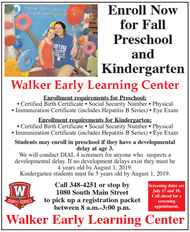 Walker Early Learning