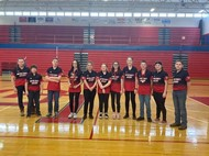 Wayne County Middle School Archery Team