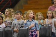 """Oh the Places You'll Go!"" Kindergarten End of Year Program Held May 20th"
