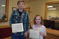 elementary and middle school winners