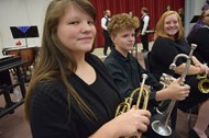 Band presents Christmas Concert