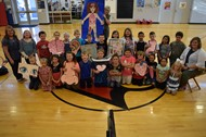 Courtney Hunter's 2nd Grade Class