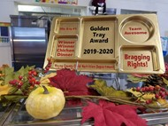 The Golden Tray Award