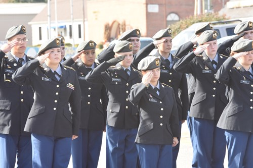Wayne County's Veterans Day Parade