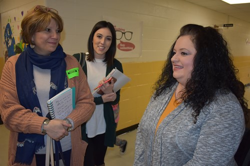 Bell Elementary staff excel in Reading initiatives