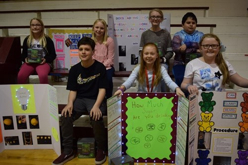 Monticello Elementary Science Fair is impressive
