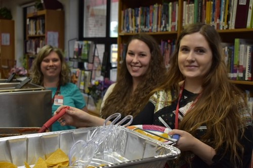 School Employees thanked for their service during Teacher Appreciation Week