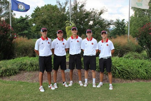 WCHS Golfing Group