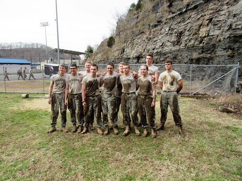 JROTC Raiders earn first place overall at Pike County Central Raider meet
