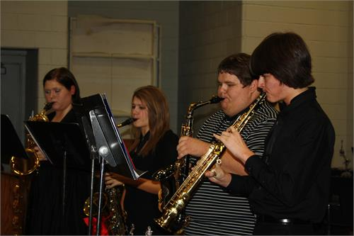 "Wayne County Band Program presented ""A Christmas Celebration"" on December 18th"
