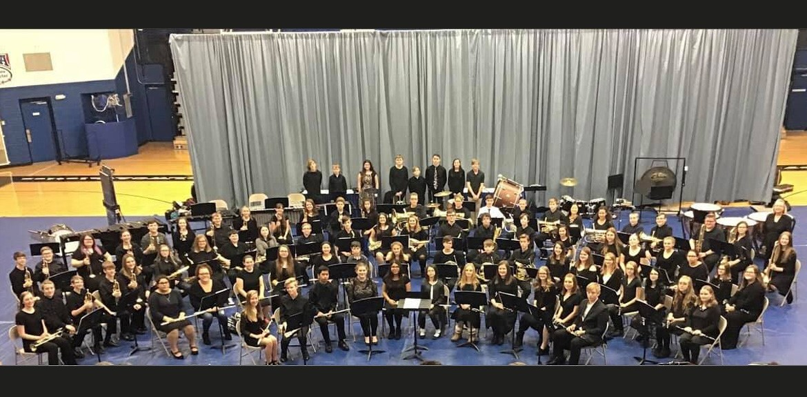 Junior LCMEA All-District Band
