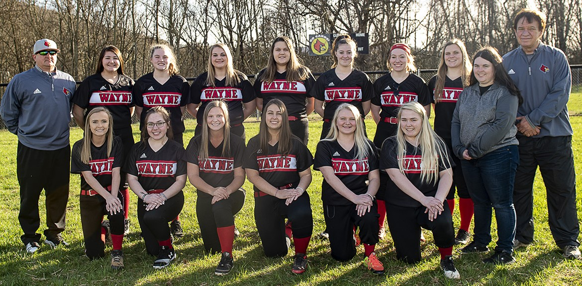 2019 Fastpitch Girls Softball Team