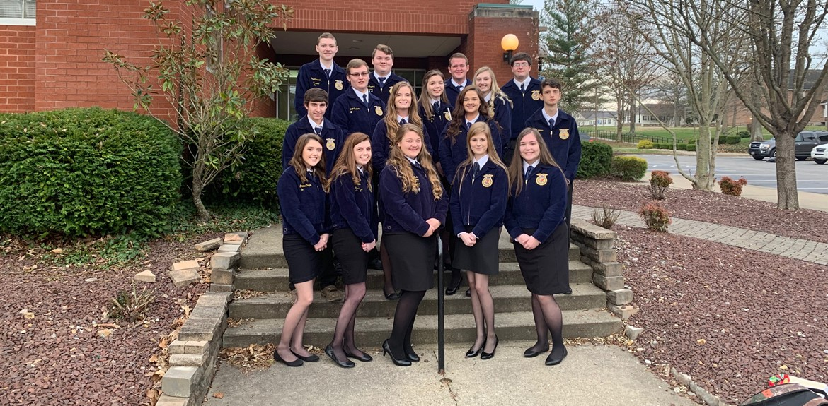 Wayne County FFA students compete at Lake Cumberland Regional FFA Day