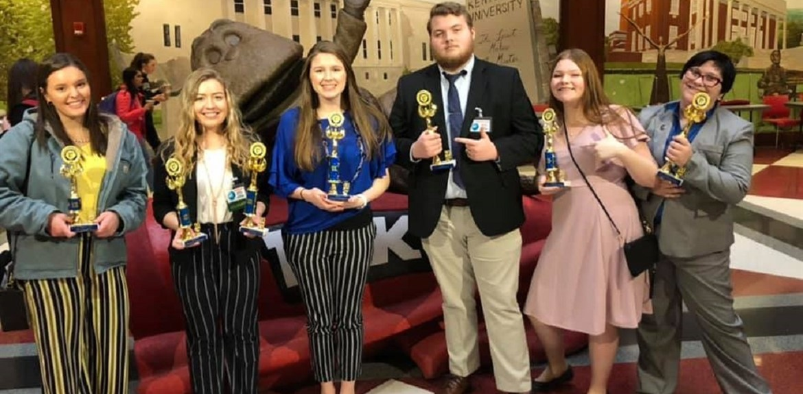 Congratulations to the Region 2 FBLA Winners