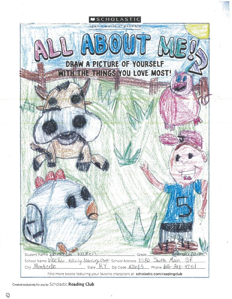 scholastic book clubs contests