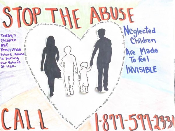 Stop the Abuse poster