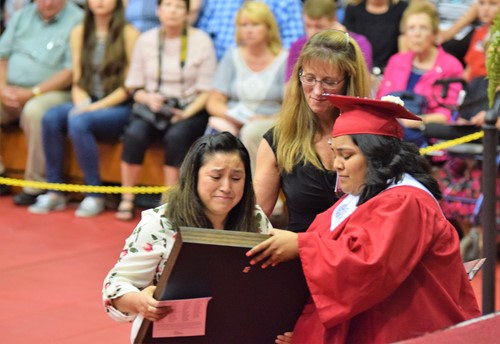 family is offered posthumous diploma