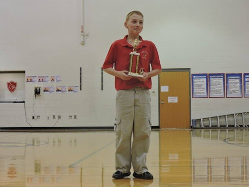 Monticello Elementary Individual Award