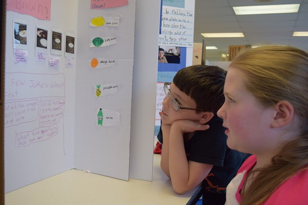 4th grade science fair