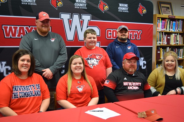 ragan shelton signs with cumberlands