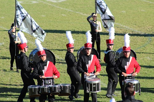 Wayne County Marching Band