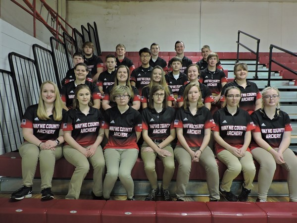 High School Archery Team