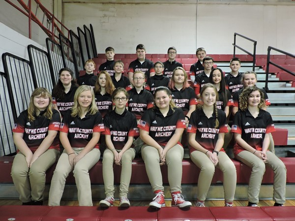 Middle School Archery Team