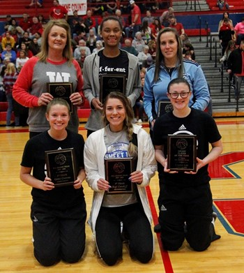 12th Region All Tournament Team