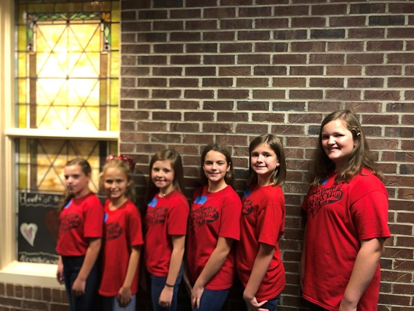Sixth Grade Choir