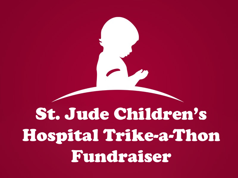 St. Jude Children's Hospital Trike-a-Thon Fundraiser