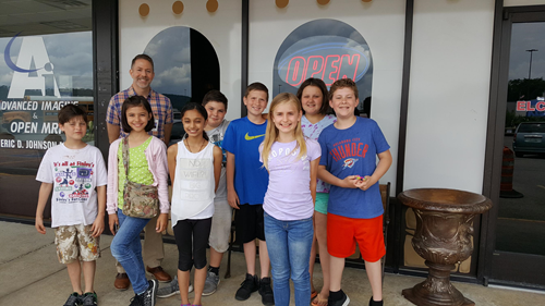 Monticello Elementary Students Earn Trip to El Cazador for their