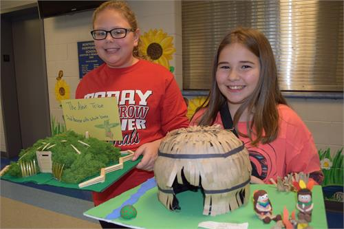 monticello elementary fifth grade social studies classes