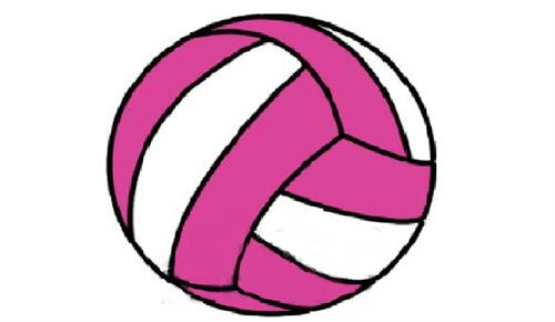 clipart pictures of volleyball - photo #27