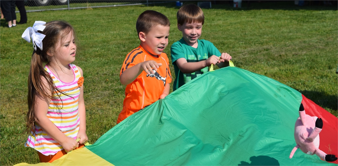 Young learners enjoy Farm Day