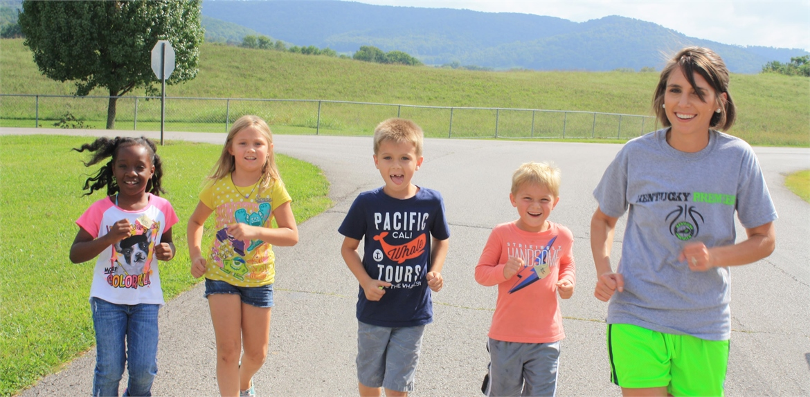 Half-Marathon afterschool walking group